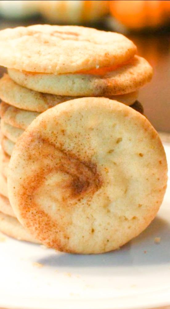 Pumpkin Spice Sugar Cookie