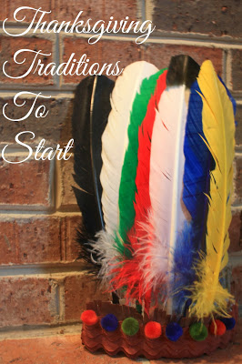 5 Fun Thanksgiving Family Traditions you can start this year!