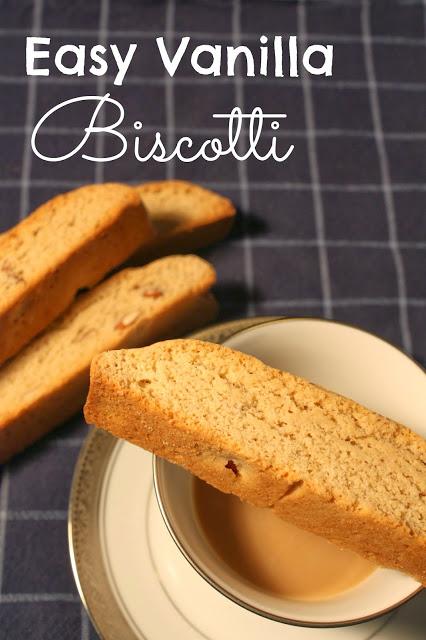 Easy Biscotti Recipe