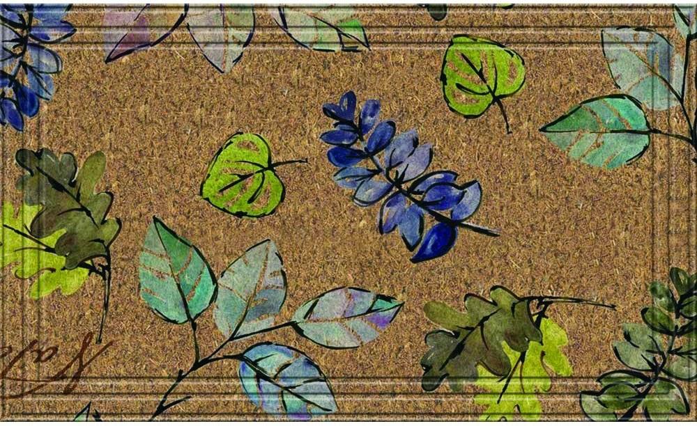 10 Colorful Spring Door Mats 4