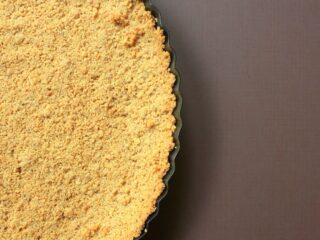 Peanut Butter Pie Crust