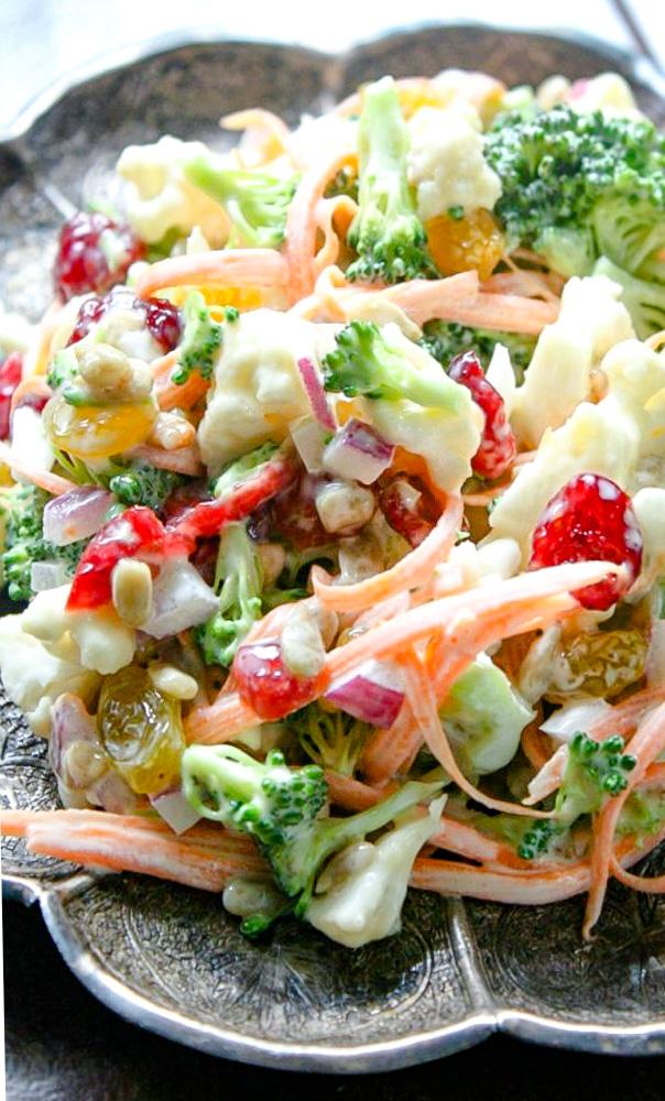 Broccoli Salad (Veggie Salad) 1