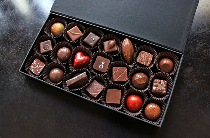 Unique gifts for the chocolate lover. #artisanchocolate #giftguide