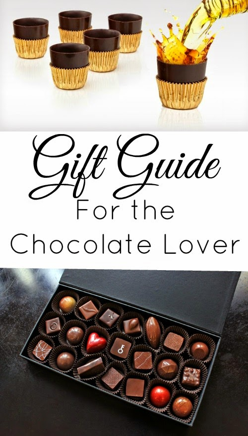 Unique Gifts for the Chocolate Lover #giftguide