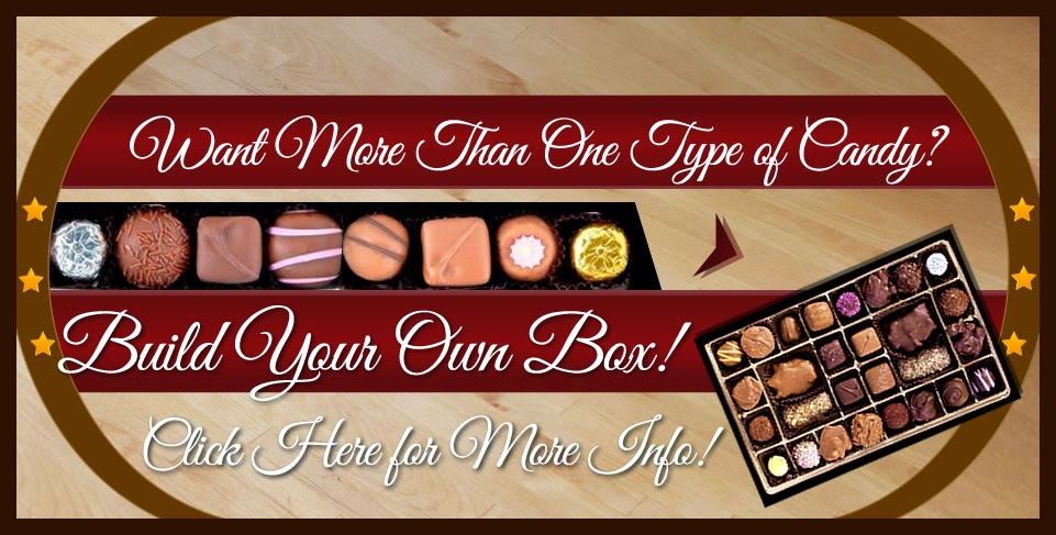 Unique gifts for the chocolate lover. Hand pick chocolates for the chocolate lover on your list.