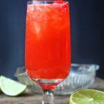Peachy Keen Cocktail 1