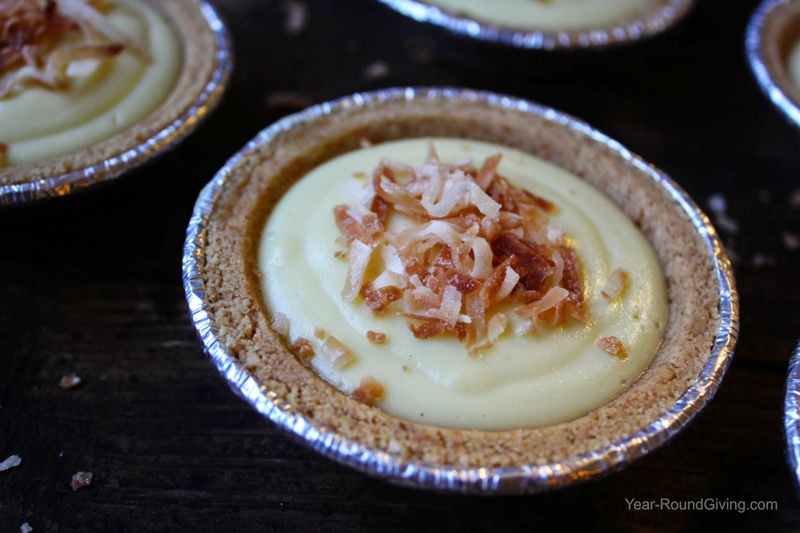 Coconut Cream Pudding - Daily Appetite