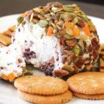 Fall Harvest Cheese Ball Recipe