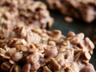 No Bake Chocolate Oatmeal Cookies recipe + 20 Chocolate Cookie Recipes