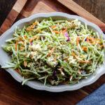 Ramen Broccoli Salad