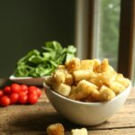 How to Make Croutons: Recipe 1