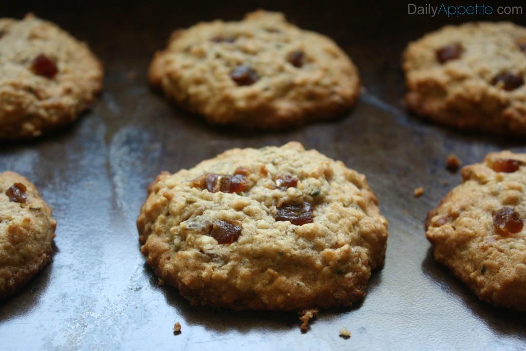 Hemp Seed Cookies