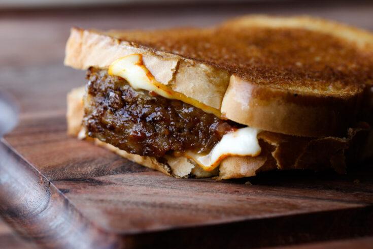 How To Make the Best Leftover Meatloaf Sandwich 1