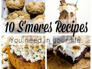 10 S'mores Recipes You Need in Your Life