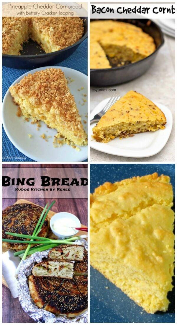 Cast Iron Skillet Bread Recipes