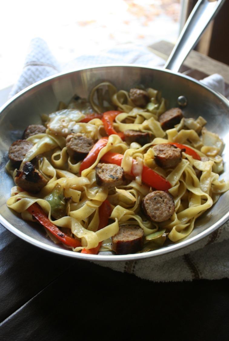 Italian Sausage Skillet