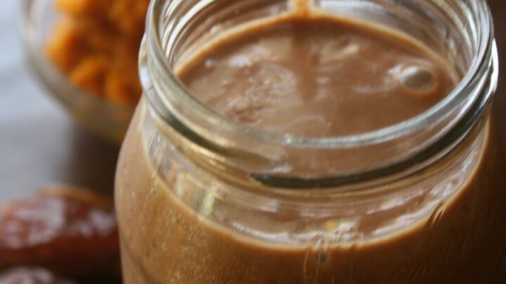 Pumpkin Chocolate Smoothie