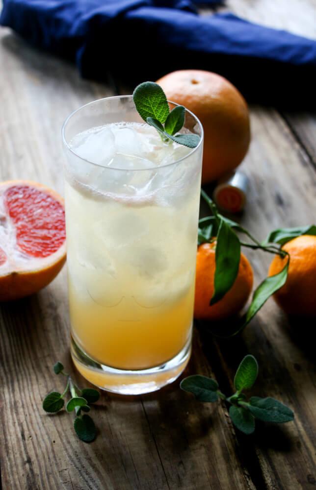 Sage Cocktail