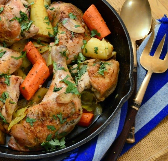 Chicken Soup plus 60+ Parsnip Recipes