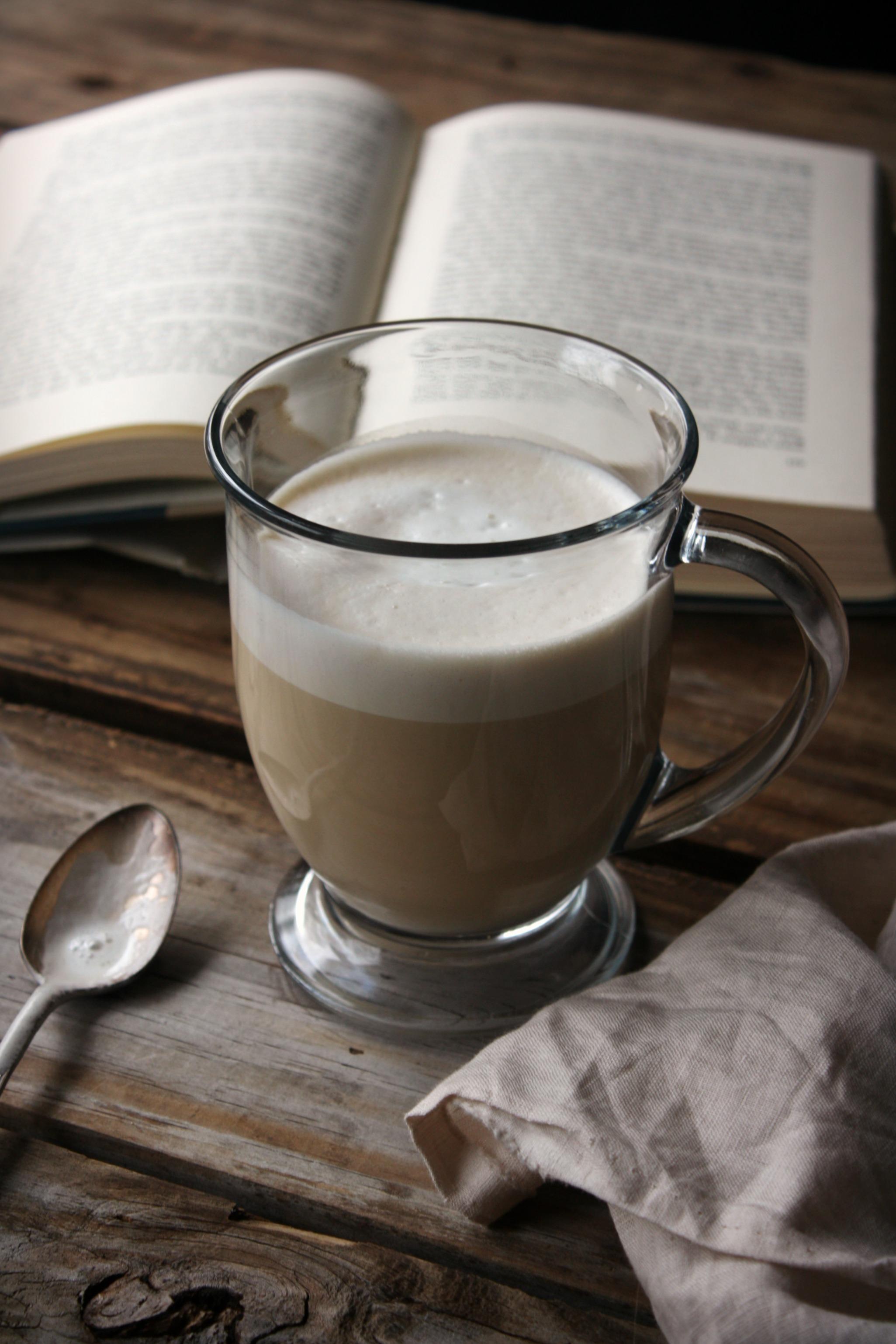 Coconut Vanilla Latte