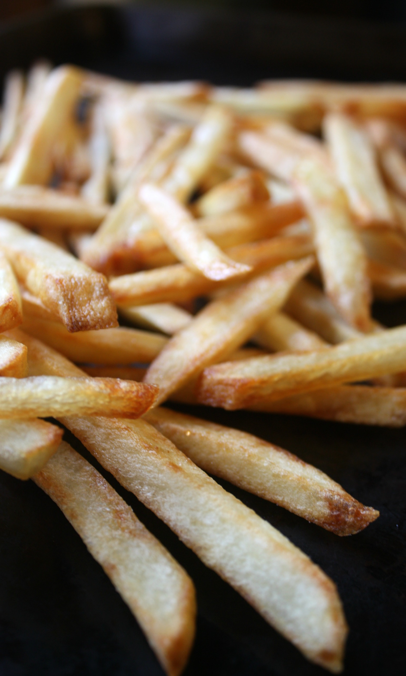 Double Fried French Fries Daily Appetite