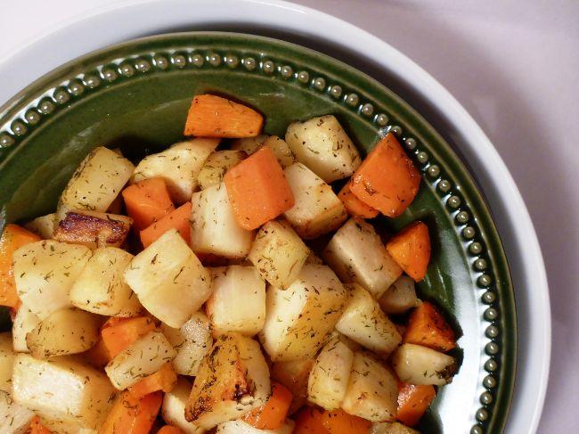 Roasted Carrots & Parsnips plus 60+ Parsnip Recipes
