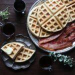 Waffles from Scratch Recipe 1