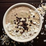 Oatmeal Cookie Superfood Smoothie Bowl 1