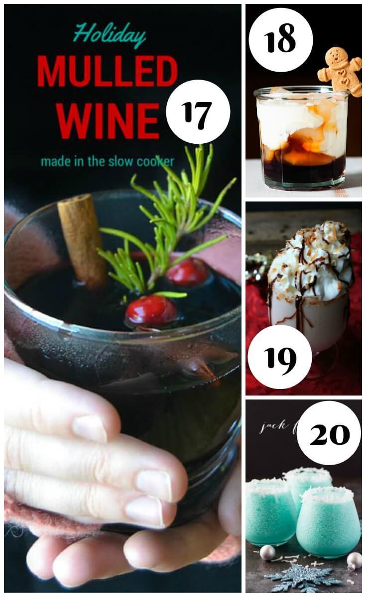 25 Christmas Cocktails