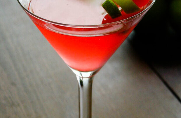 Perfect Cosmo Cocktail