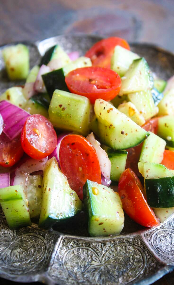 Sumac Salad 1