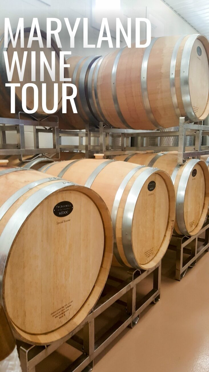 Things to do in Maryland. Maryland Wine Tour
