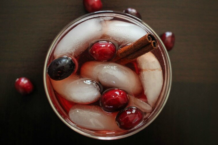 Jack Daniel's Honey Recipe: Jack Honey Cranberry Tea