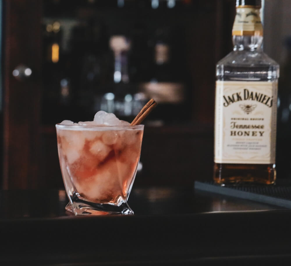 Jack Daniels Honey Cocktail Recipe