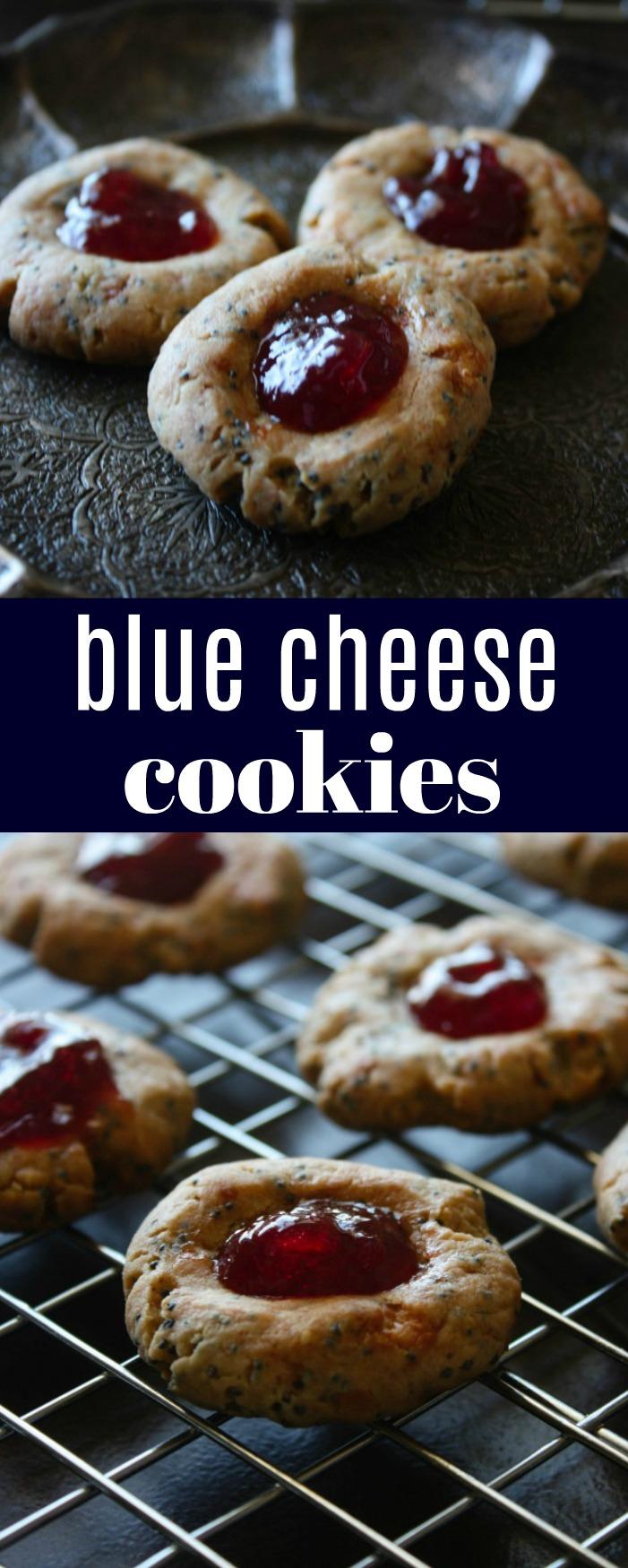 Blue Cheese Cookies 4