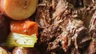 Instant Pot 3 Packet Pot Roast