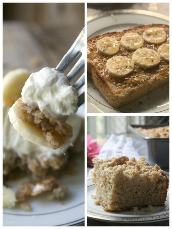 Breakfast Recipes for Ripe Bananas