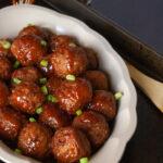 Bourbon Meatballs for Bourbon Lovers 1
