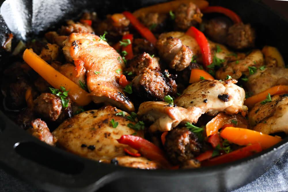 Italian Chicken and Sausage Recipe