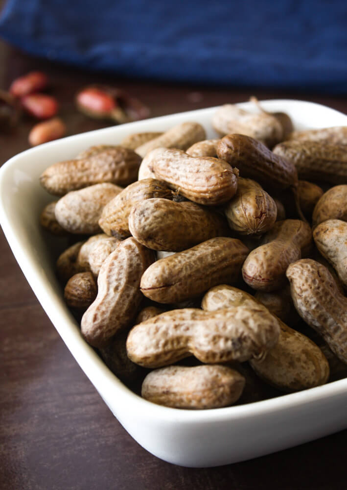 Instant Pot Boiled Peanuts