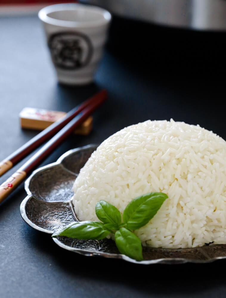 Instant Pot Jasmine Rice 1