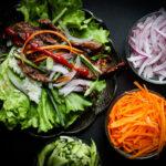 Beef Bulgogi Lettuce Wraps 2