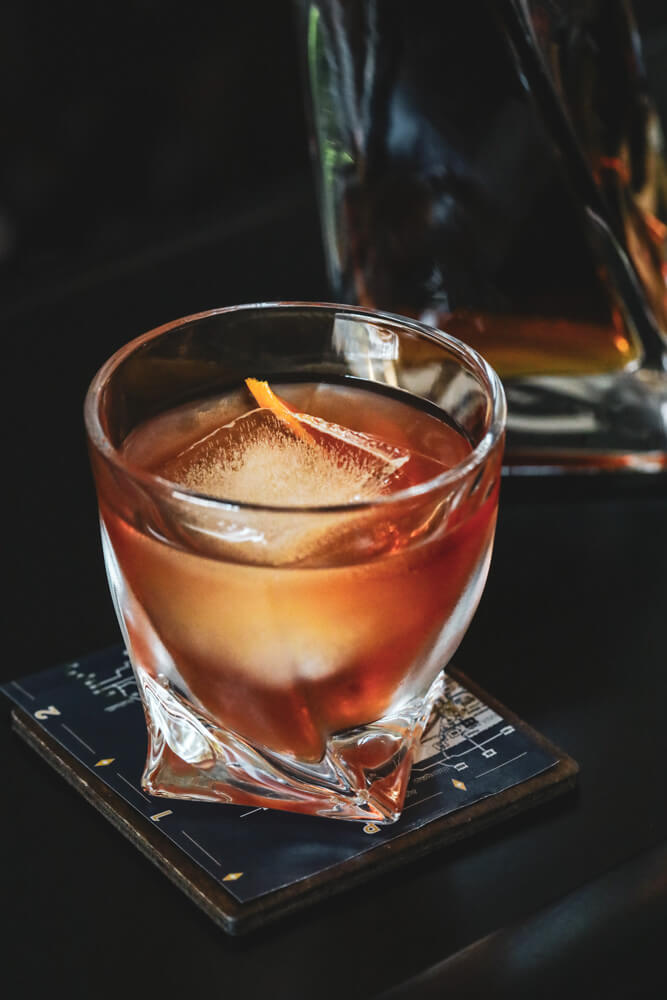Best Bourbon Old Fashioned