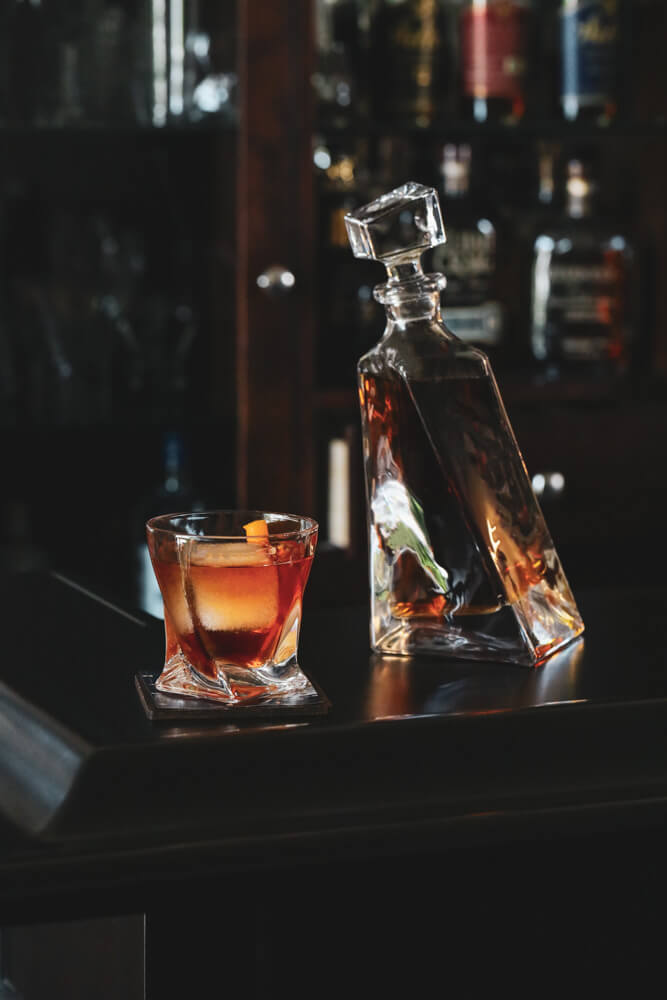 Best Old Fashioned Recipe with Simple Syrup
