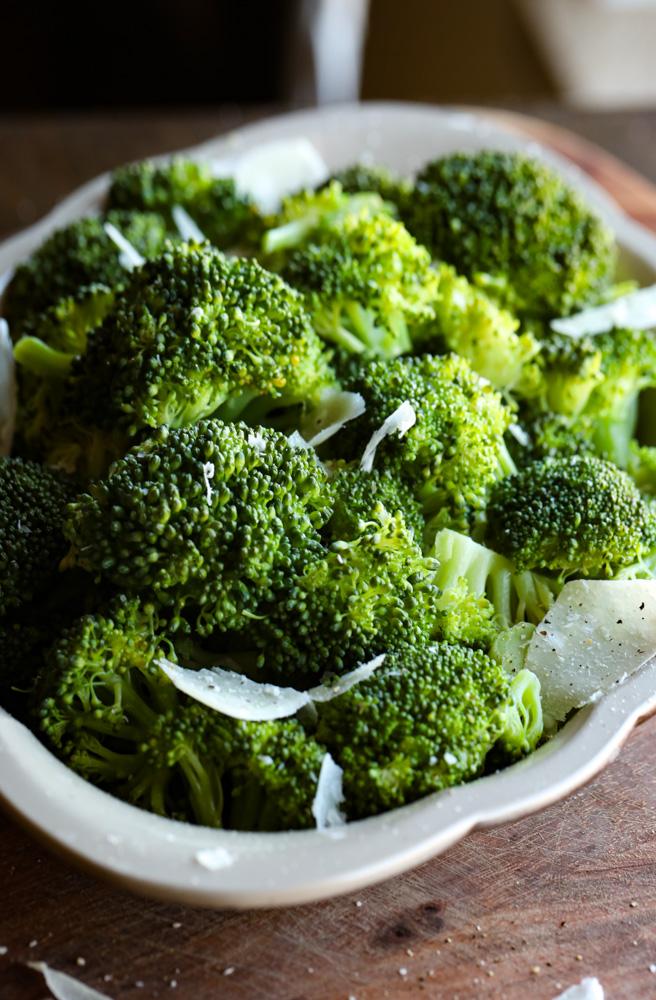 Instant Pot Broccoli 2