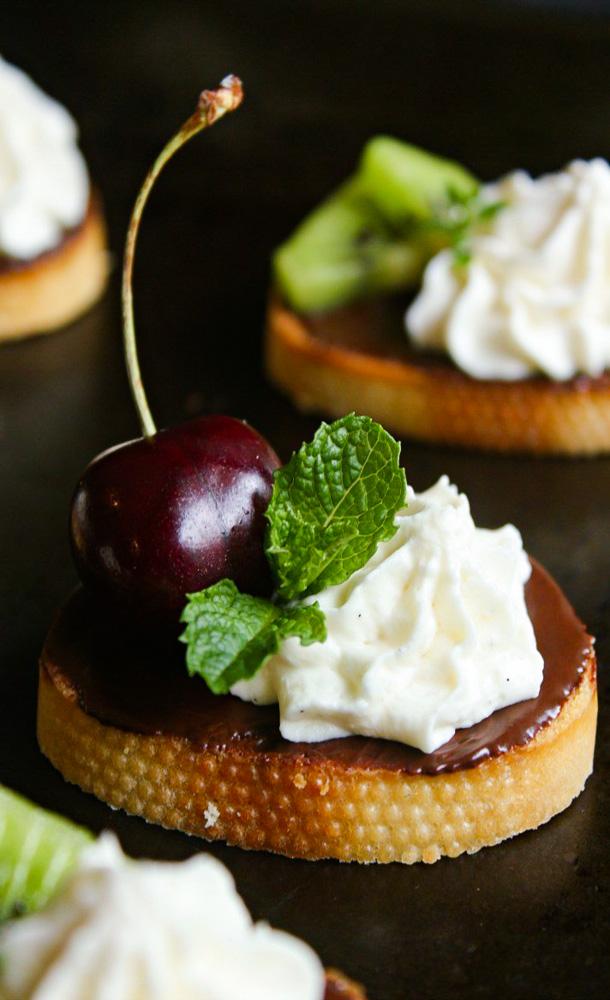 Dessert Crostini 3