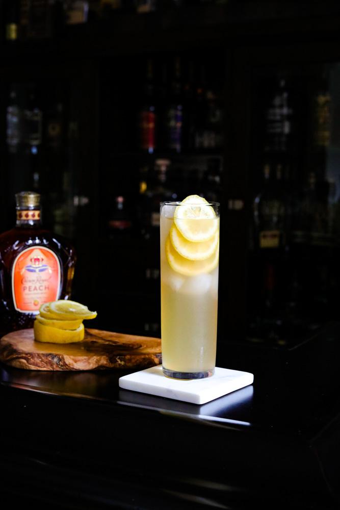 Crown Royal Peach Lemonade 1