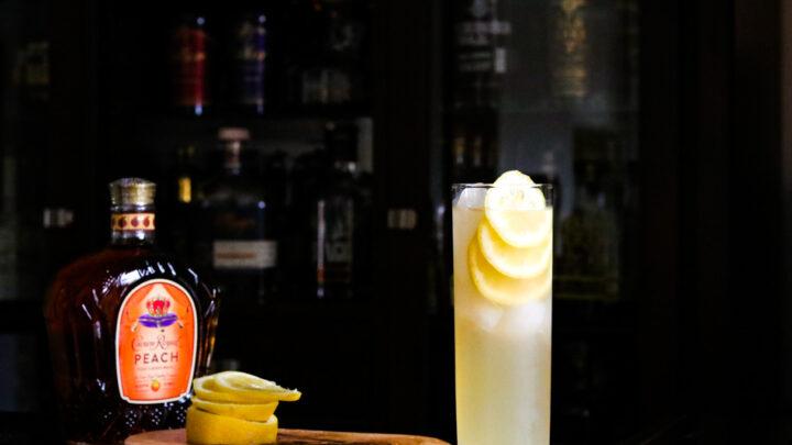 Crown Royal Peach Lemonade