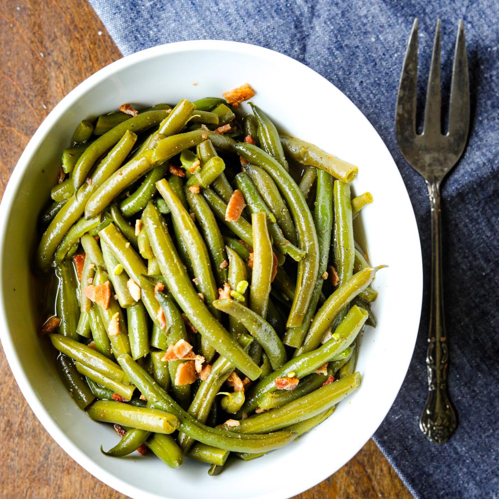 Instant Pot  Fresh Green Beans